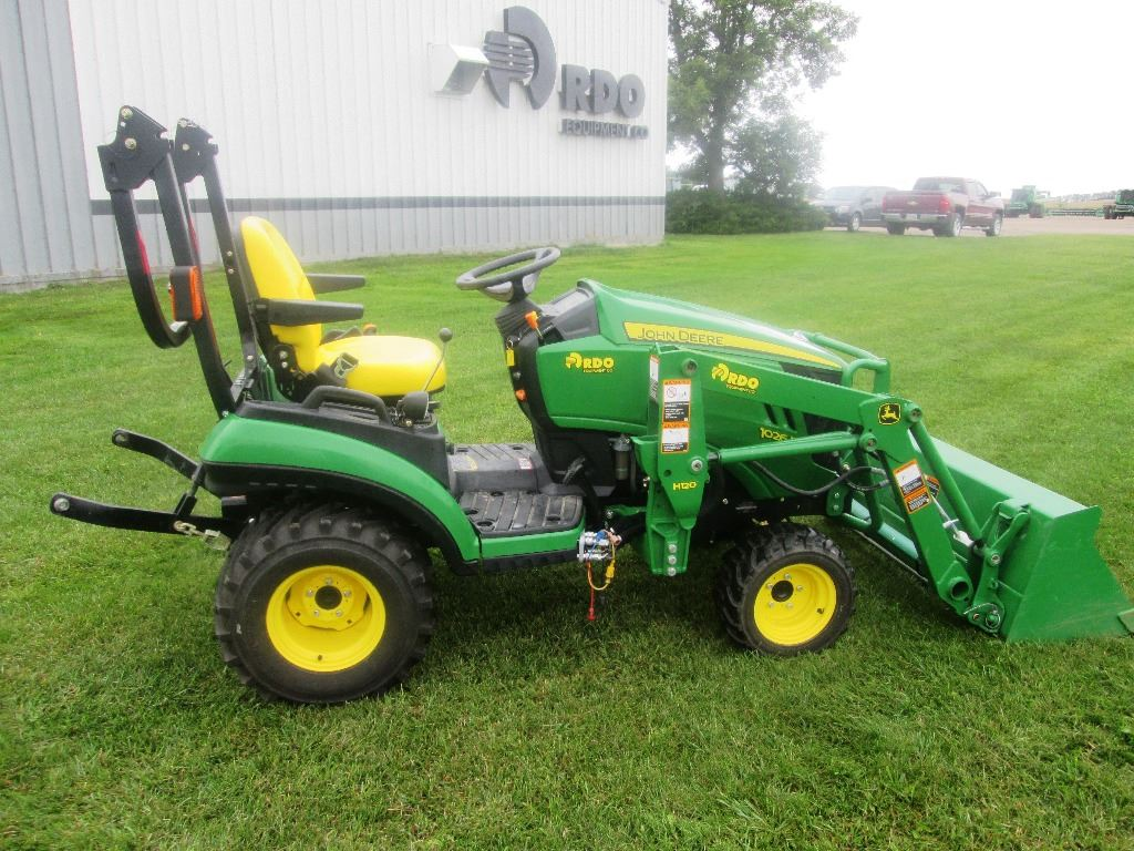 John Deere 1026r Attachments : Rdo equipment co
